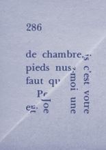 JOURNAL D'UNE CHAMBRE